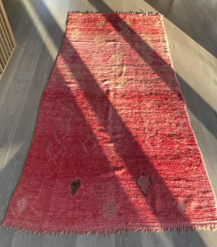 Cosa vintage berber teppe 300 x 145 cm