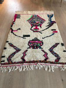 Cosa Azilal teppe fra Marokko