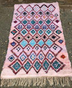 Cosa i Marrakech. Innkjøp av marokkanske tepper
