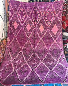 Cosa marokkanske tepper Berber M´guild