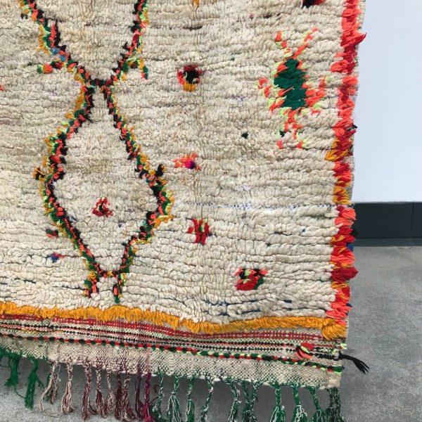 Vintage Azilal teppe fra Cosa sin marokkanske kolleksjon.