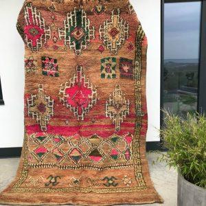Cosa kolleksjon av Beni M´guild tepper fra Marokko