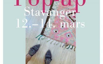 POP UP Shop Stavanger