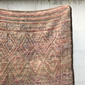 Vintage Bejaad teppe i nydelige farger. Se flere bilder på Cosa.no