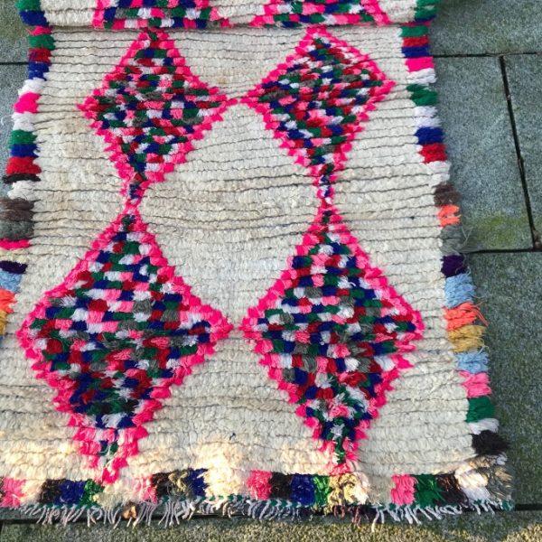 Nydelig vintage Ourika teppe. Løper.. Se hele kolleksjonen på cosa.no