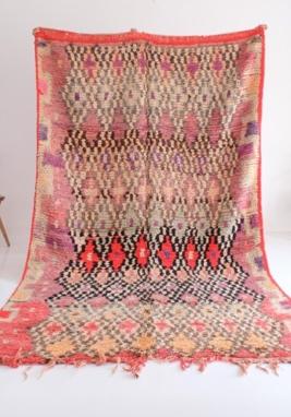 En klar favoritt blant vårt håndplukkede utvalg marokkanske tepper.