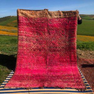 Nyheter på vei fra Marokko. Masse vakre vintagetepper og keramikk i alle regnbuens farger!