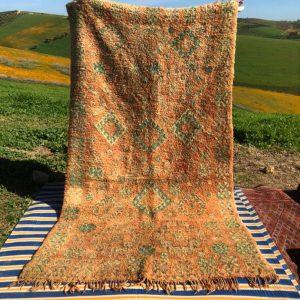 Nydelig vintageteppe fra Marokko ligger nå i nettbutikken!