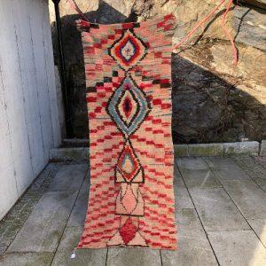 Et nytt teppe fra Marokko up for grabs!