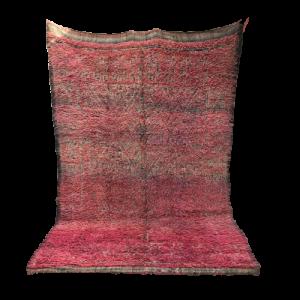 En rosa drøm av et teppe!